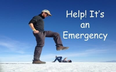 Help! It is an Emergency