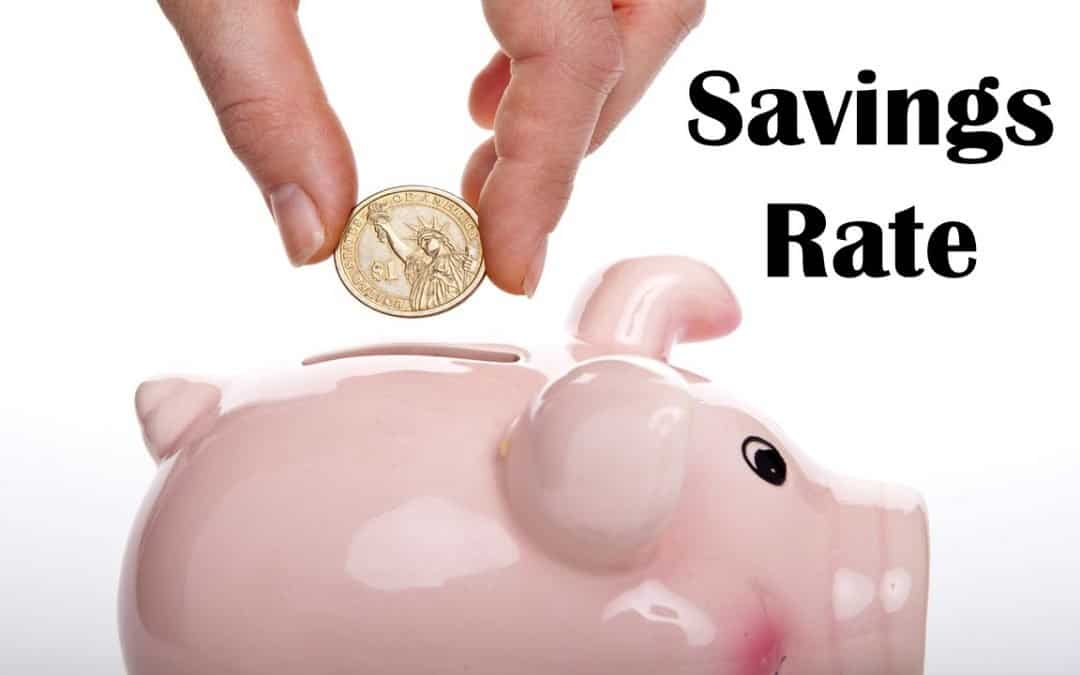 The Importance of a Savings Rate