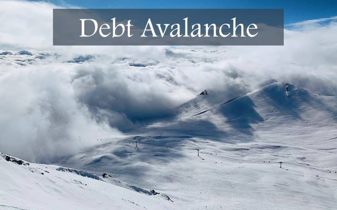 Debt Avalanche Helping to Destroy your Debt