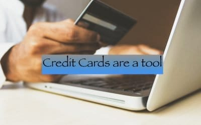 How Credit Cards can be a big tool