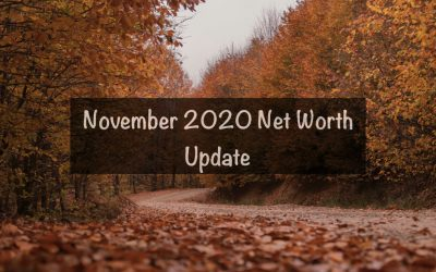 November 2020 Net Worth update
