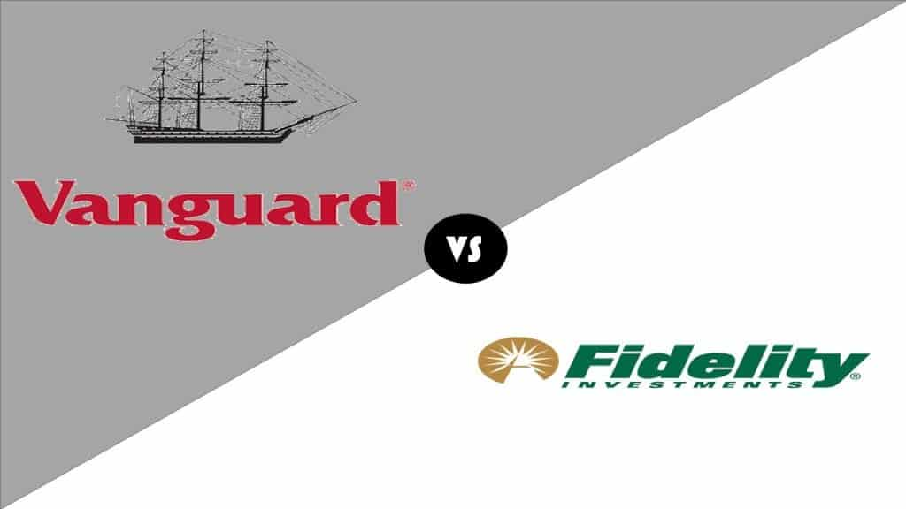 Vanguard vs Fidelity