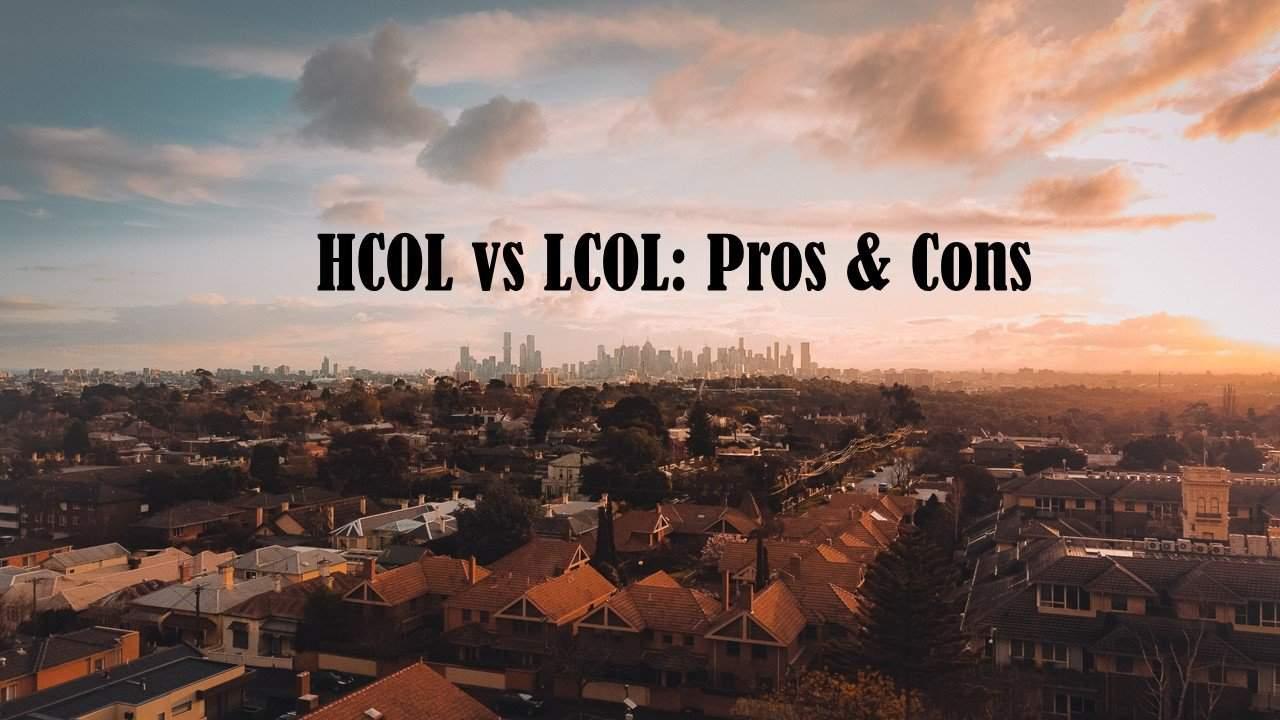 HCOL vs LCOL