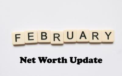 The Winter Break, February 2021 Net Worth Update