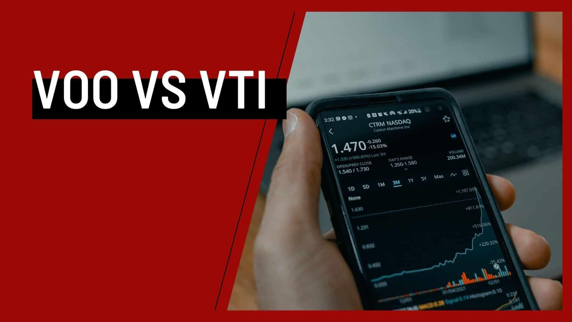 VOO vs VTI