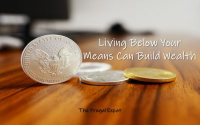How Living Below Your Means Can Build Wealth