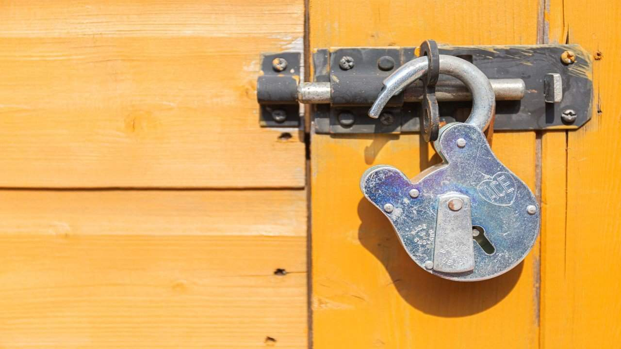 How To lock your credit