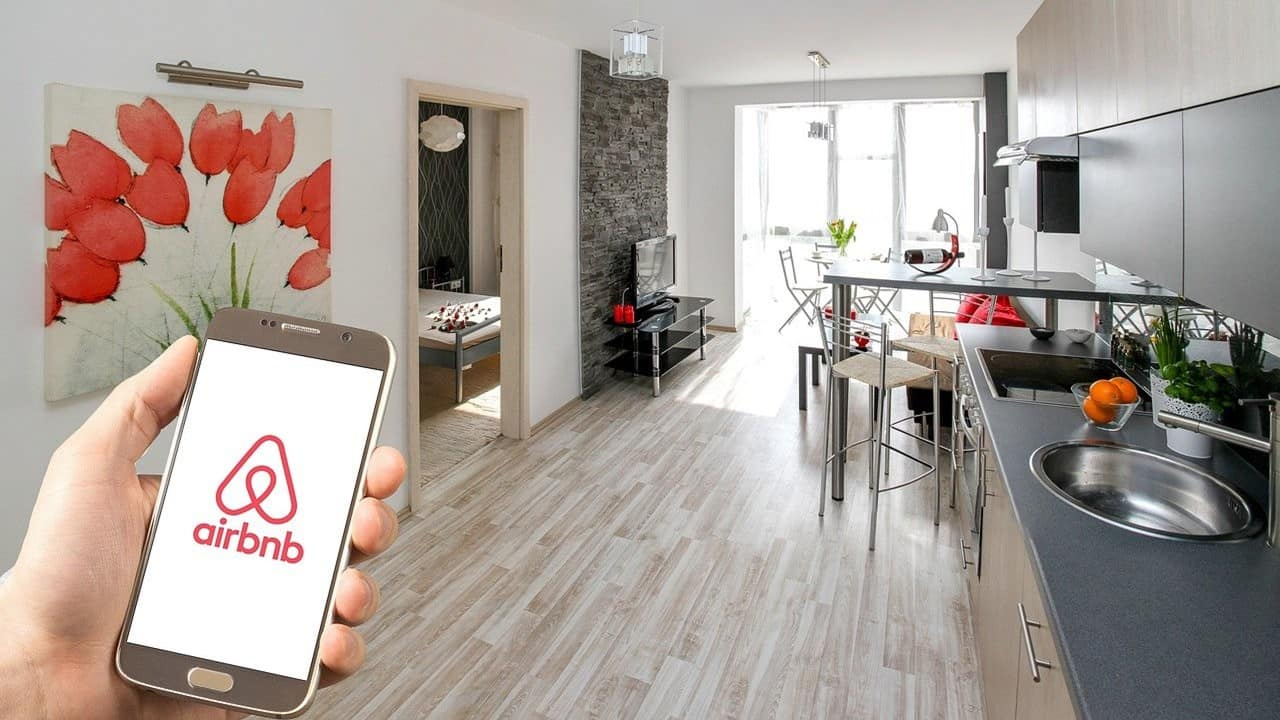 long term airbnb
